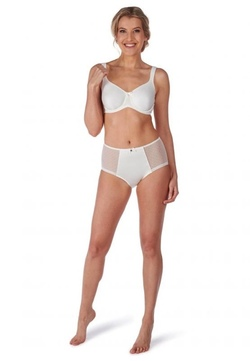 Huber Body Coture minimizer Offwhite - Huber