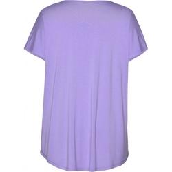 Gozzip Gitte t-shirt Lilla - Gozzip