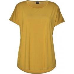 Gozzip Gitte t-shirt oker - Gozzip