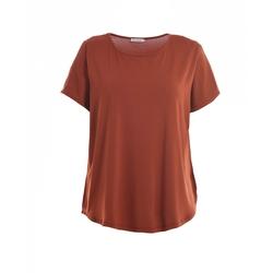 Gozzip Gitte t-shirt Brent orange - Gozzip