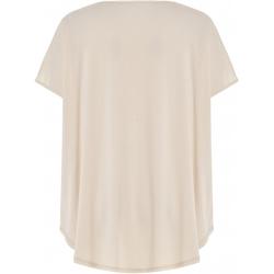 Gozzip Gitte t-shirt Latte - Gozzip