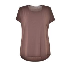 Gozzip Gitte t-shirt Brun - Gozzip