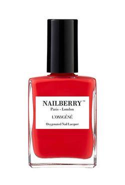 Nailberry oransje neglelakk Pop my Berry - Nailberry