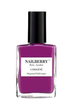 Nailberry oransje neglelakk Extravagant - Nailberry