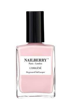 Nailberry oransje neglelakk Lait Fraise - Nailberry