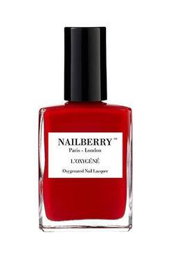 Nailberry oransje neglelakk Rouge - Nailberry