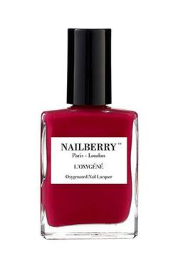Nailberry oransje neglelakk Strawberry Jam - Nailberry