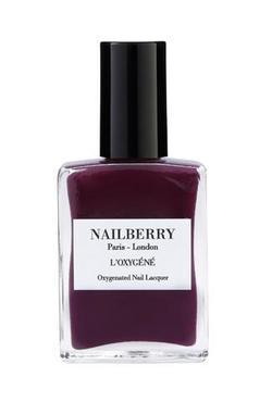 Nailberry oransje neglelakk No Regrets - Nailberry