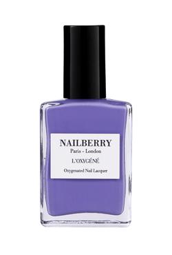 Nailberry oransje neglelakk Bluebell - Nailberry