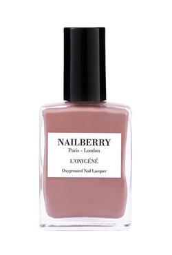 Nailberry oransje neglelakk Love me tender - Nailberry