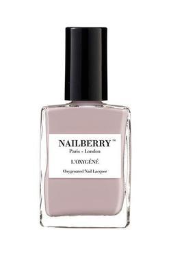 Nailberry oransje neglelakk Mystere - Nailberry