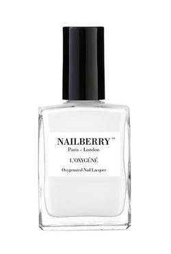 Nailberry oransje neglelakk Flocon - Nailberry