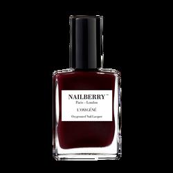 Nailberry oransje neglelakk Noirberry - Nailberry