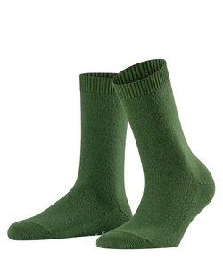 Falke Cosy chasmere ull sokker Grønn - Falke