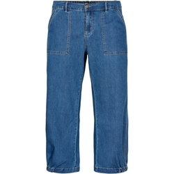 Gozzip Clara baggy pants jeansblå - Gozzip