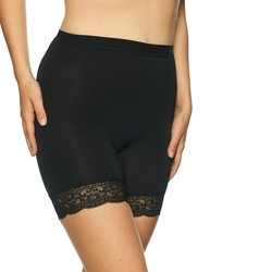 Lady Avenue bukse med korte benm Sort  - Lady Avenue