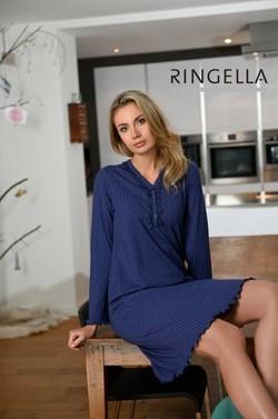 Ringella kort nattkjole Prikket  - Ringella
